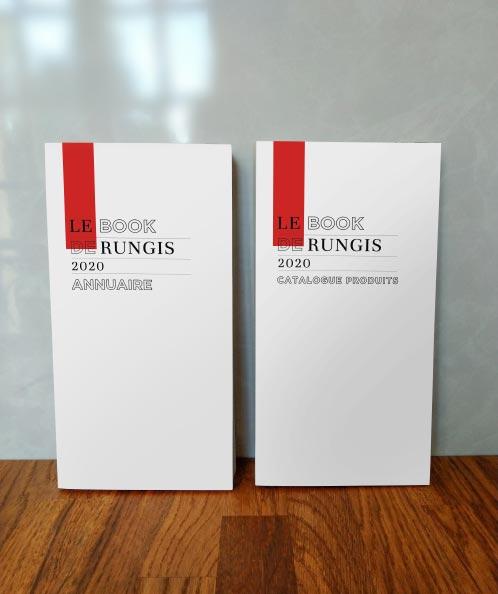 Logo Le book de Rungis