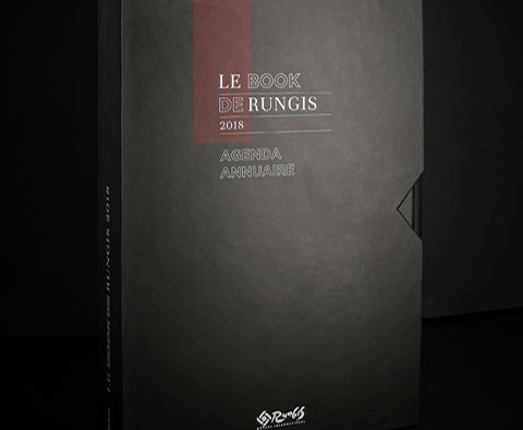 Book de Rungis 2018