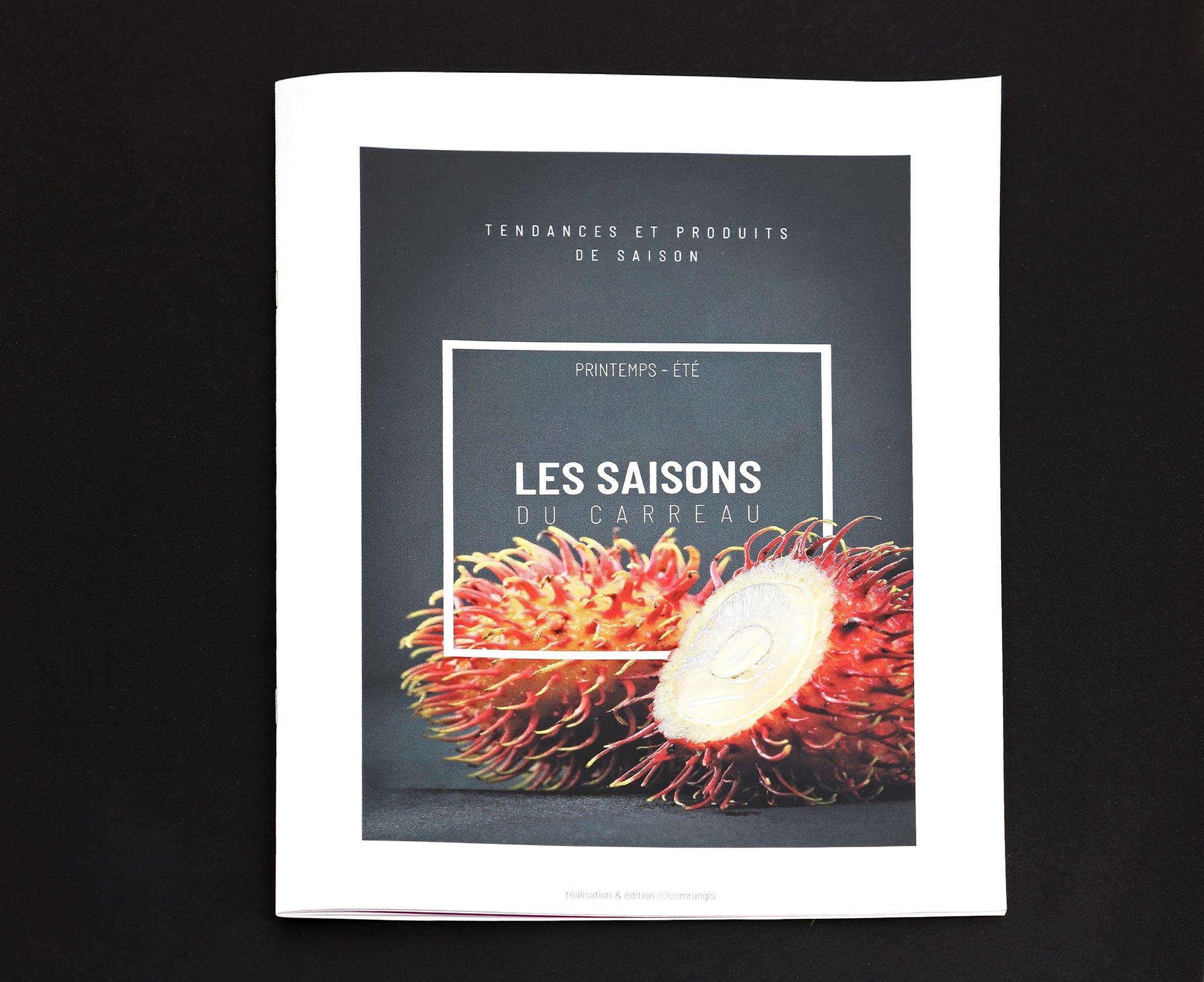 Saisons du carreau printemps/été 2019